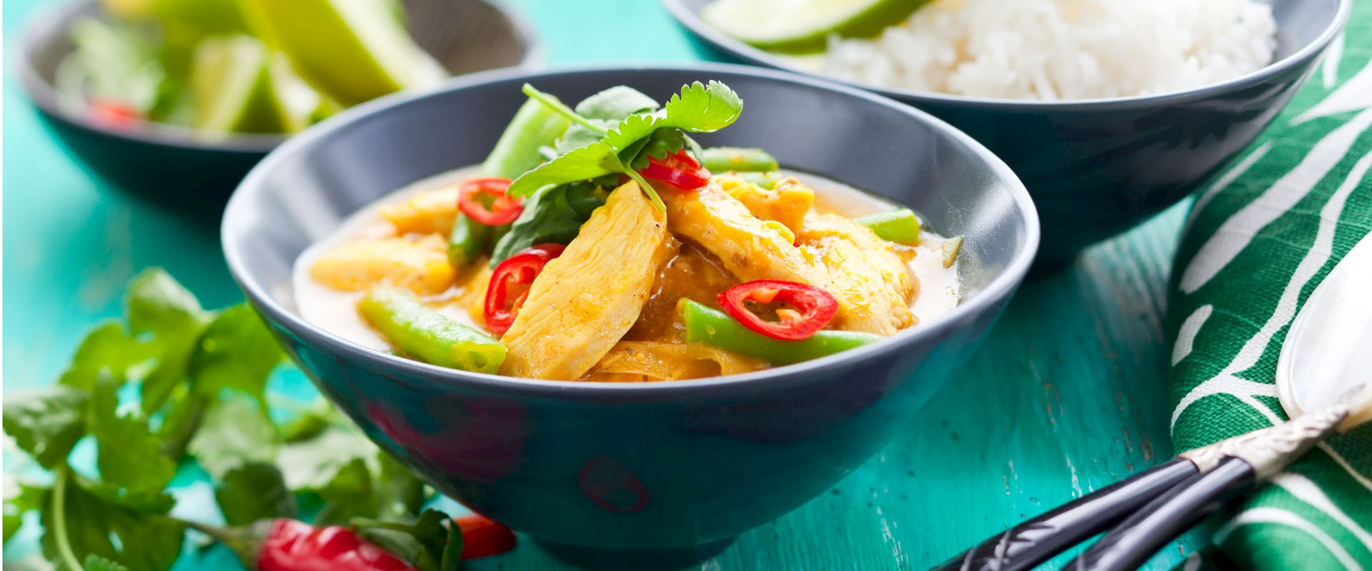 Günter's Chicken-Thai Curry